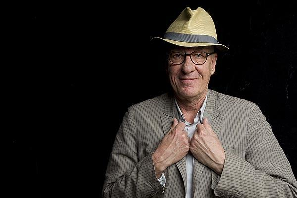 "Actor Geoffrey Rush is part of the ensemble cast of  ""The King's Speech."""