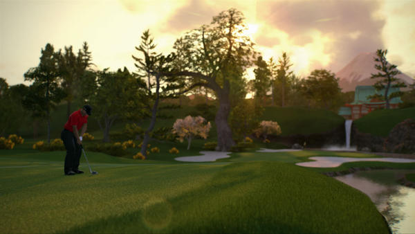 "Tiger Woods won at Bay Hill on Sunday, and will try and win on your platform of choice when ""Tiger Woods PGA Tour 13"" hits retailers Tuesday. Try and stay out of the rough this time, Tiger."