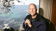 Laguna Beach lost an icon Sunday when Harry James Lawrence died, with his wife, Zahide, holding his hand. He was 98 and in ill health for several years.