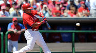 PICTURES: Philadelphia Phillies in Clearwater FL.