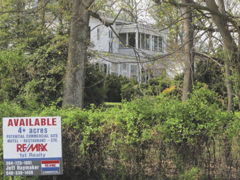 The Charles Town (W.Va.) Planning Commission on Monday night denied a request to rezone Hunter Hill, a historic home on East Washington Street, from residential to commercial.