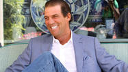 <strong></strong>Seated outside Monday afternoon at the posh Breakers hotel, the site of this week's NFL owners meetings, Steve Bisciotti, well-tanned and sharply-dressed, appeared as relaxed as ever.