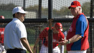 CLEARWATER, Fla. — The craziness surrounding the Chase Utley situation just won't go away.