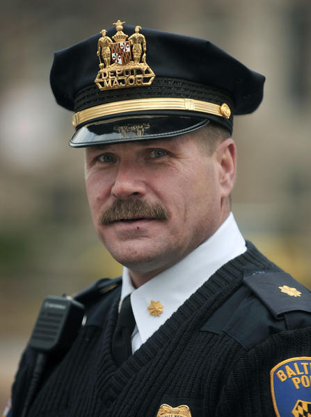 Maj. Dennis Smith, commander of the Central District police station, plans to lead a community meeting Tuesday night in Seton Hill.