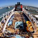 Disney Fantasy inaugural cruise