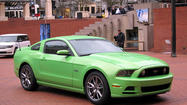 Photos: 2013 Ford Mustang