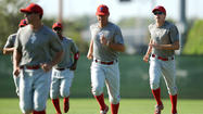 PICTURES: Morning practices for the Phillies minor league teams in Clearwater, Fl.