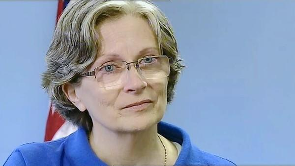 Marilyn Lemak talks about her mental illness with a French television crew in late August of 2011. It was the first time she spoke publicly since her arrest 13 years ago.