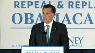 SAN DIEGO -- Republican presidential candidate Mitt Romney Tuesday announced his 38-member California Leadership Team, which includes a former San Diego mayor, two local congressmen a pair of state legislators.