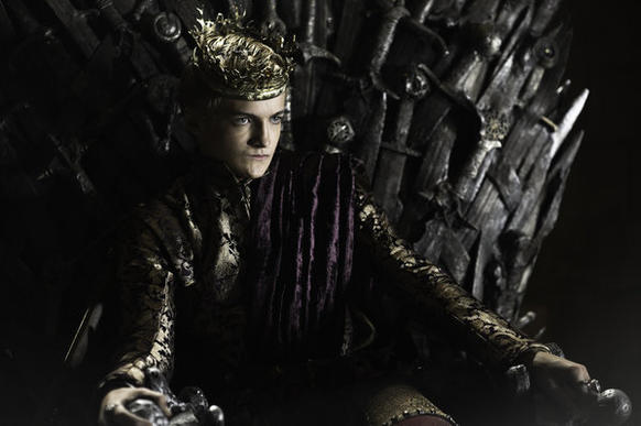 """Critic Roger Ebert once said, """"Each film is only as good as its villain,"""" and for """"Game of Thrones"""" there is no villain more despicable than Joffrey (Jack Gleeson). A child of incest between Cersei and her twin brother, Jaime Lannister (Nikolaj Coster-Waldau), Joffrey is only a boy when he assumes his illegitimate throne. He is privileged, cruel, stupid and arrogant. If you have a soul, you will hate him immediately."""