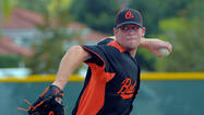 Orioles' Patton putting himself in position for bullpen role