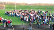 More than 300 attend vigil for man found dead in Berrien County field