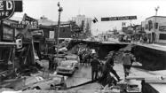 It has been 48 years since the Good Friday Earthquake that struck Alaska on March 27, 1964 -- but Tay Thomas remembers it vividly.