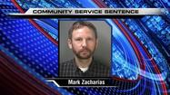 Former IU employee sentenced to community service for vandalism