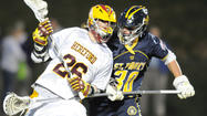 Boys lacrosse: Hereford vs. St. Paul's