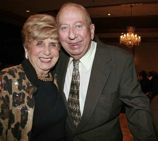 Longtime Verdugo Hills Boy Scout Council supporters Glady and Jack Kabateck.
