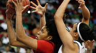 RALEIGH, N.C. -- The Maryland women's team buried itself with another big deficit Tuesday night against Notre Dame in the NCAA tournament regional final here at PNC Arena. Unlike defending national champion Texas A&M, the fourth-ranked, second-seeded Irish did not allow the Terps to get a second wind.