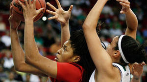 Maryland falls to Notre Dame in Elite 8