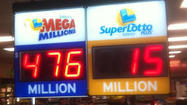 SAN DIEGO -- The odds were against Mega Millions ticket holders Tuesday night after lottery officials announced that none of the tickets for the $363 million jackpot matched all six numbers.