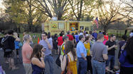 The Gathering returns. Another season of food truck rallies kicks off on Friday night at the Baltimore Museum of Industry.