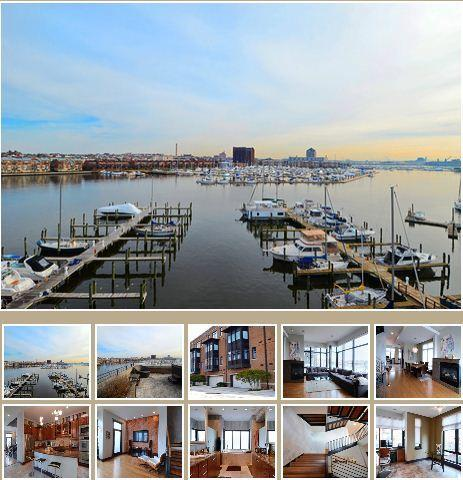 You could buy the Olympic champion's Fells Point condo. The price isn't listed, but he bought it in October 2007 for $1.69 million, so, around that much. It's a luxurious, modern pad, complete with hardwood, floor-to-ceiling windows, a fireplace and -- of course -- water views. It spreads over more than 4,000 square feet. You could afford to redecorate.