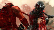 Review: 'Ninja Gaiden 3' an awkward, bloody mess