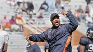 London says Virginia's spring practices in Hampton Roads paying dividends