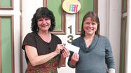On the Wings of Dreams shop in Shepherdstown, W.Va., is once again donating proceeds from crystal sales to the Potomac Valley Audubon Society.