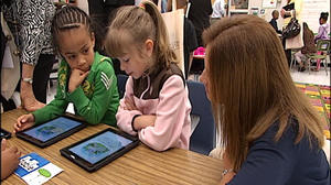 Apple uses Henry County to set example for technology in education