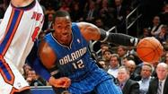 <b>Pictures: </b> Magic at Knicks at Madison Square Garden