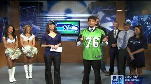 Seahawks partner with Q13 FOX