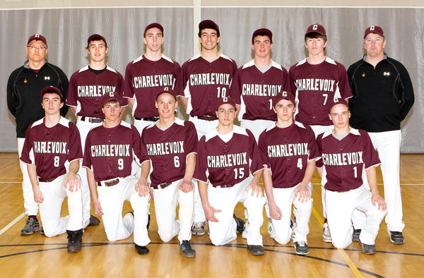 The Charlevoix Rayder varsity baseball team will open its 2012 season on Friday, April 13 at Kalkaska.