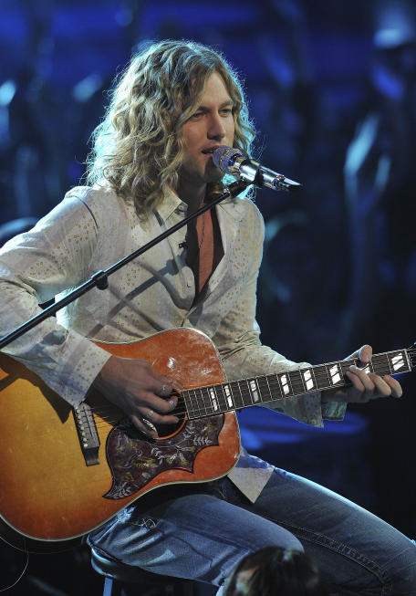 Casey James performs Shania Twain's 'Don't' on AMERICAN IDOL