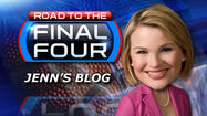 Road to the Final Four: Jenn in St. Louis