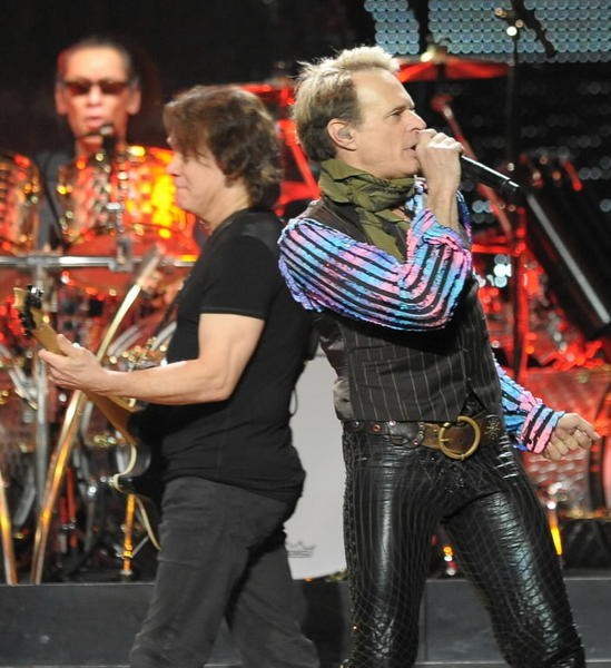 Van Halen at the Verizon Center March 28