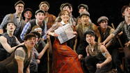 BROADWAY REVIEW: Audience subscribes to 'Newsies' charms