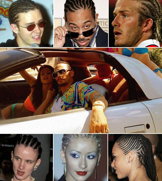 Celebrities with Cornrows: The good, the bad and the ugly: From Justin Timberlake to James Franco, these celebrities thought they had what it took to go all the way with braids. Did they succeed?   Zap2it