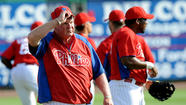Philadelphia Phillies spring training in Clearwater FL.