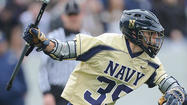On and off the field, Navy attackman Tucker Hull increasingly a focus