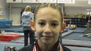 Faith Wilson gymnastics