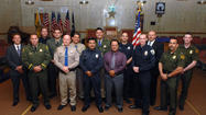 Imperial Valley's finest was honored Thursday during the annual award ceremony at the El Centro Elks Lodge.