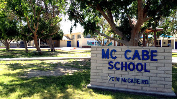 Margaret Hedrick Elementary School was selected as a 2012 California Distinguished School.