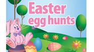 Easter Bunny coming to hide eggs for hunt