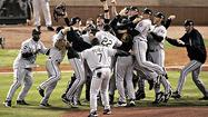 The White Sox completed their incredible conquest Wednesday night, eliminating the final demons that haunted the franchise since their last World Series title in 1917.