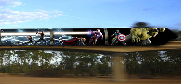 Disney confirmed the Marvel Comics Avengers-themed Monorail would come to Walt Disney World this summer.