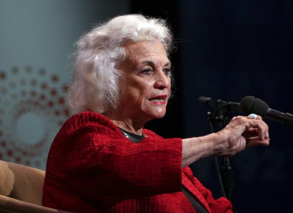 In 1981, Sandra Day O'Connor became the first woman to be appointed to the U.S. Supreme Court.