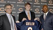 All signs pointed away from the AFC, but Jay Cutler never figured his destination would be so familiar.