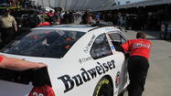 PHOTOS: Around the track Friday at Martinsville Speedway 2012