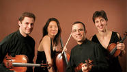 Thursday, Centre College's Norton Center for the Arts will present the Brentano String Quartet in a program of Bach, Busoni, and Beethoven.
