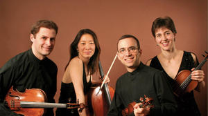 Brentano Quartet will present Bach, Beethoven and Busoni at Norton Center for the Arts